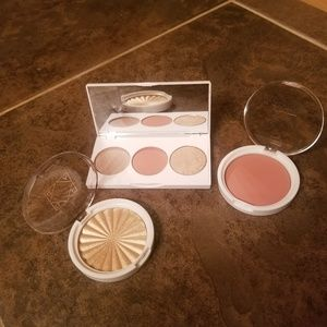 Ofra blush and highlighters